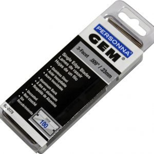 RazorBlade2 300x300 - GEM S/S SINGLE EDGE RAZOR BLADE (100)
