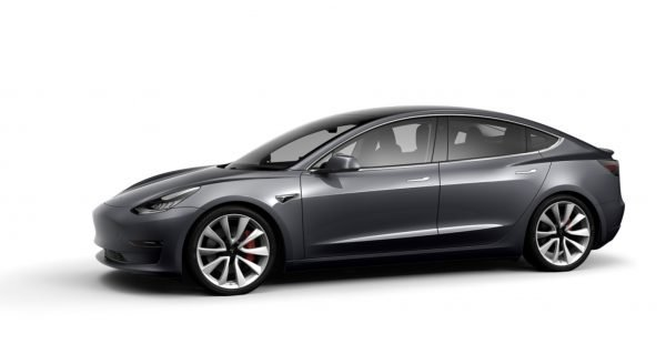 Tesla Model 3 600x319 - Tesla Model 3 INTERIOR Protection Patterns: All Trim and Screen: Downloadable File