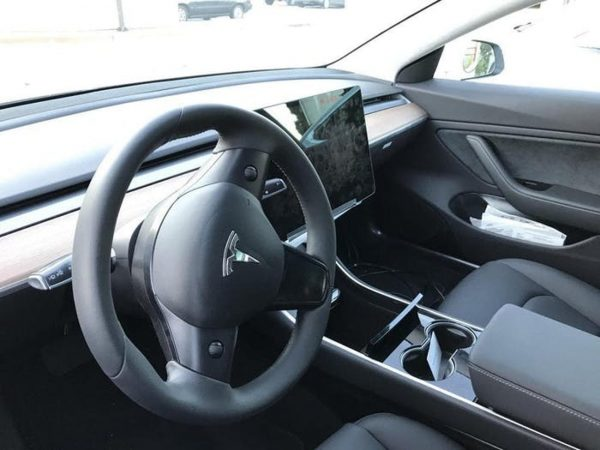 the model 3 interior 600x450 - ALL Tesla INTERIOR Protection Patterns: All Trim and Screen: Downloadable File: Save $200